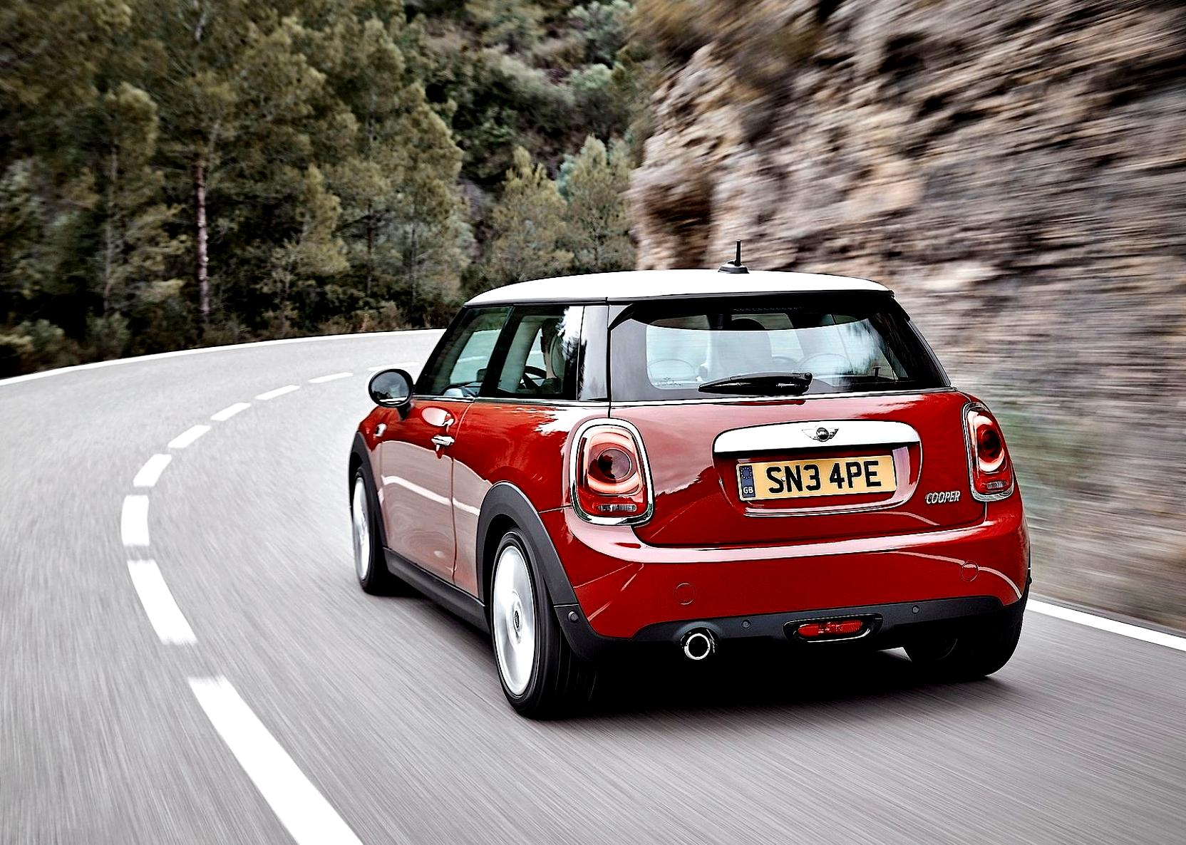 Mini Hatch 2014 #20
