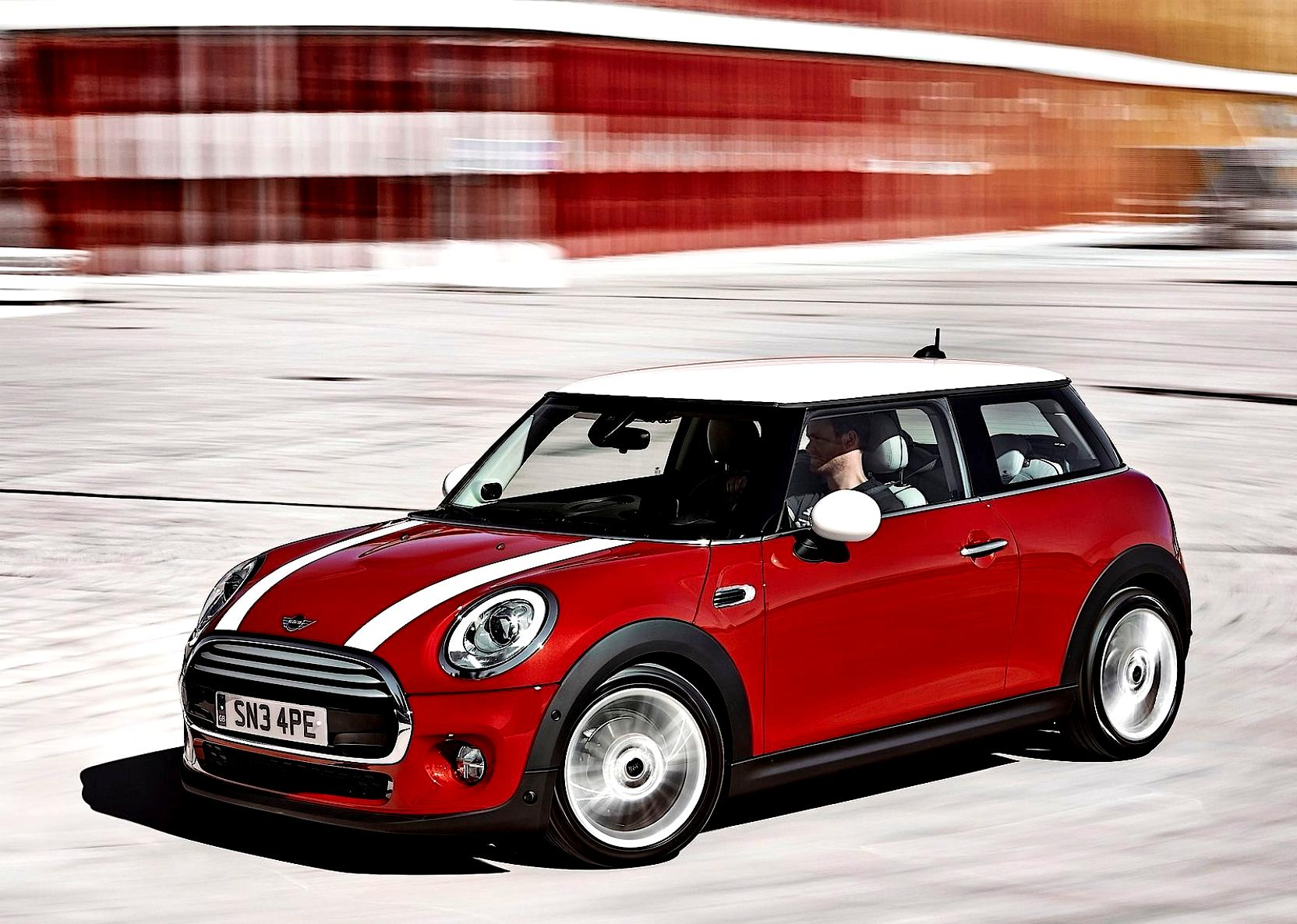 Mini Hatch 2014 #21