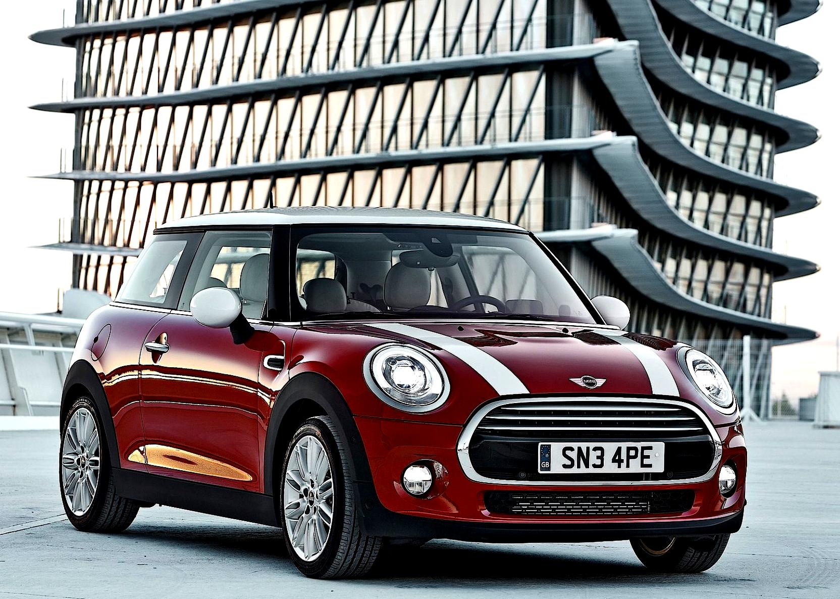 Mini Hatch 2014 #22