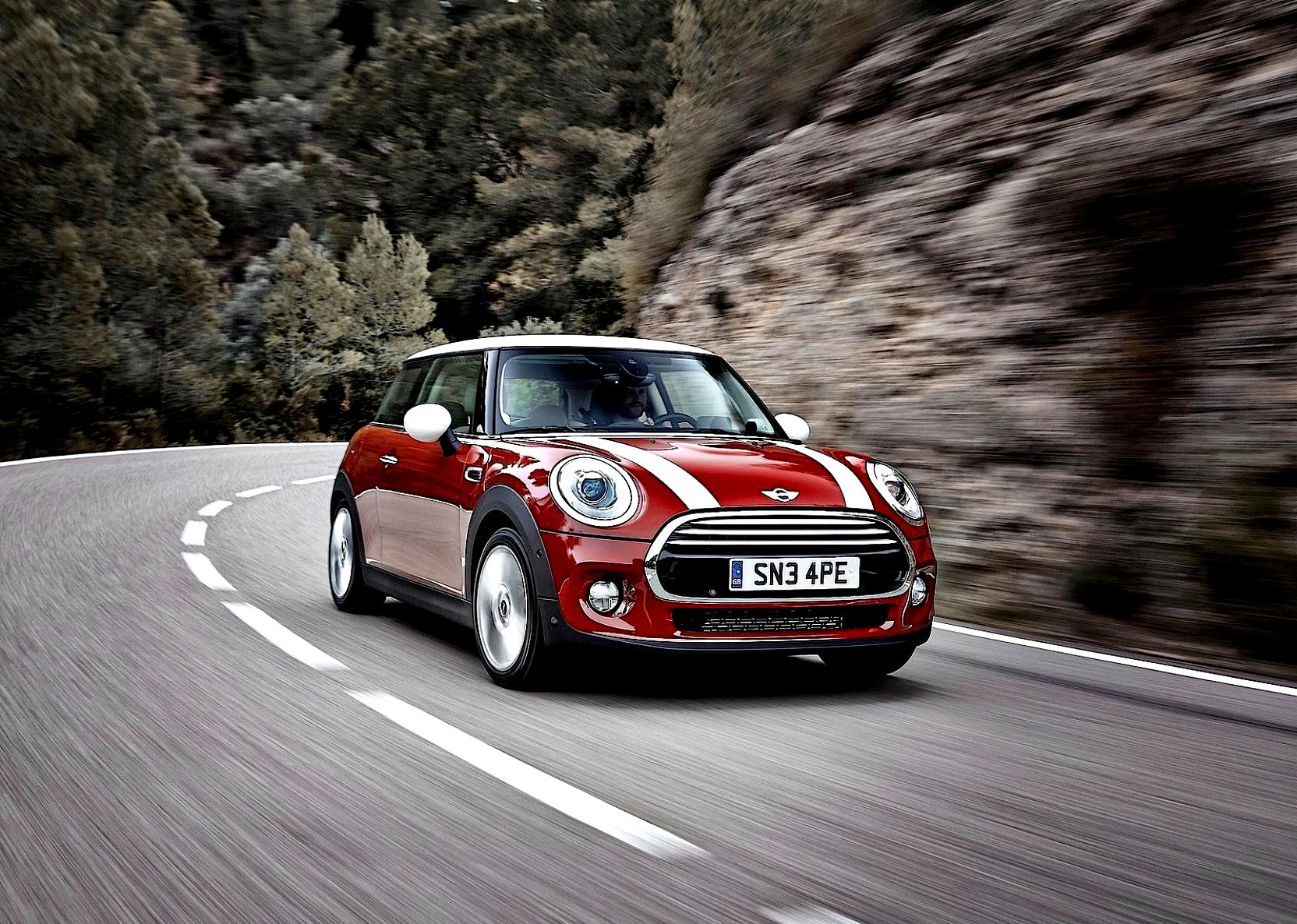 Mini Hatch 2014 #27