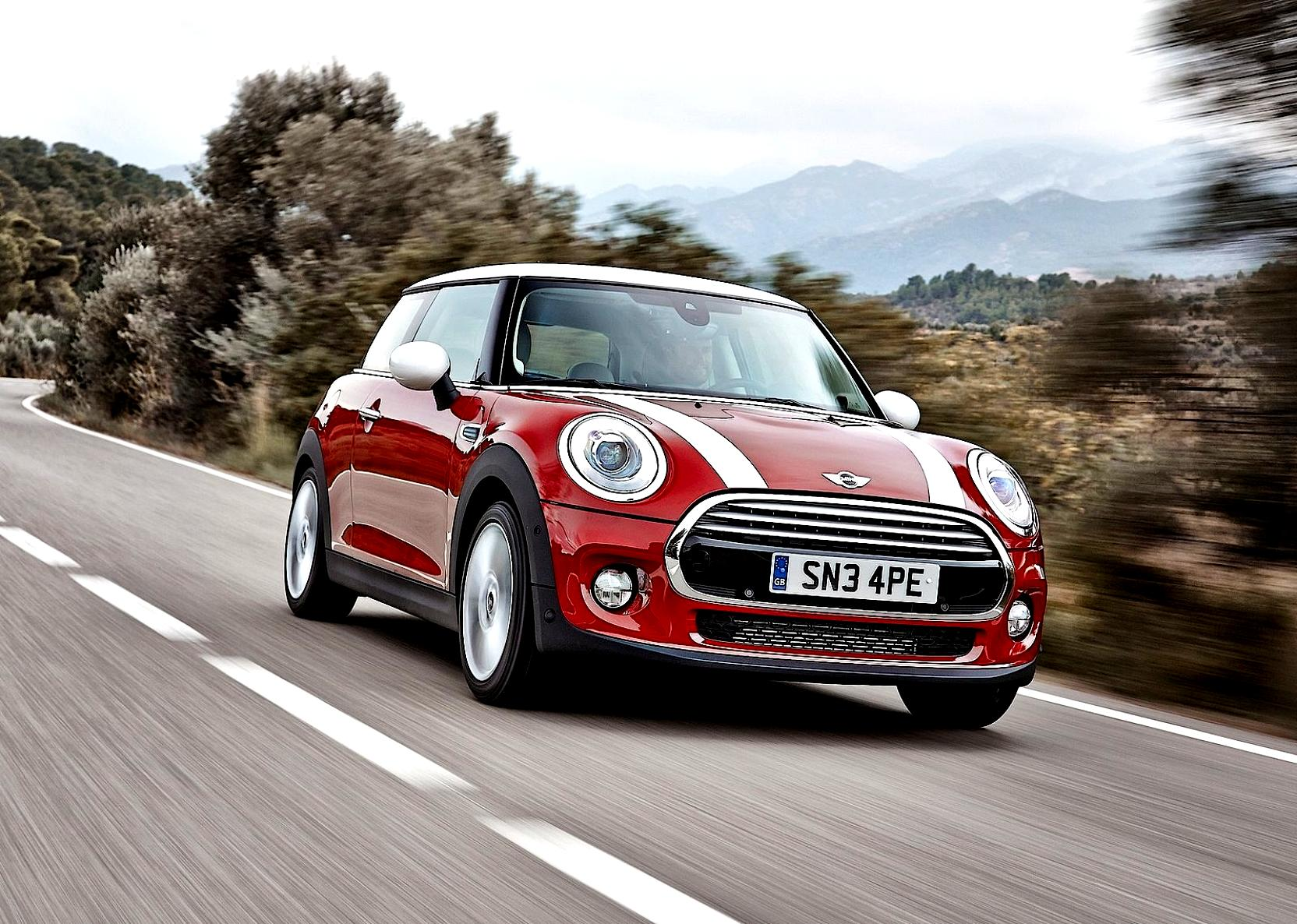 Mini Hatch 2014 #32