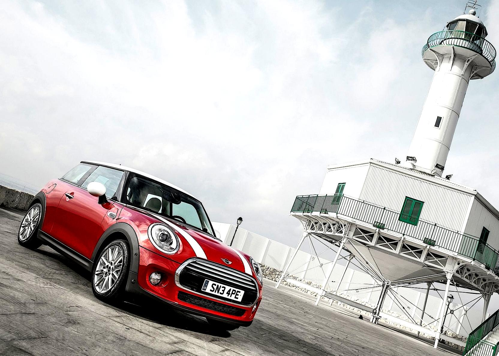 Mini Hatch 2014 #33