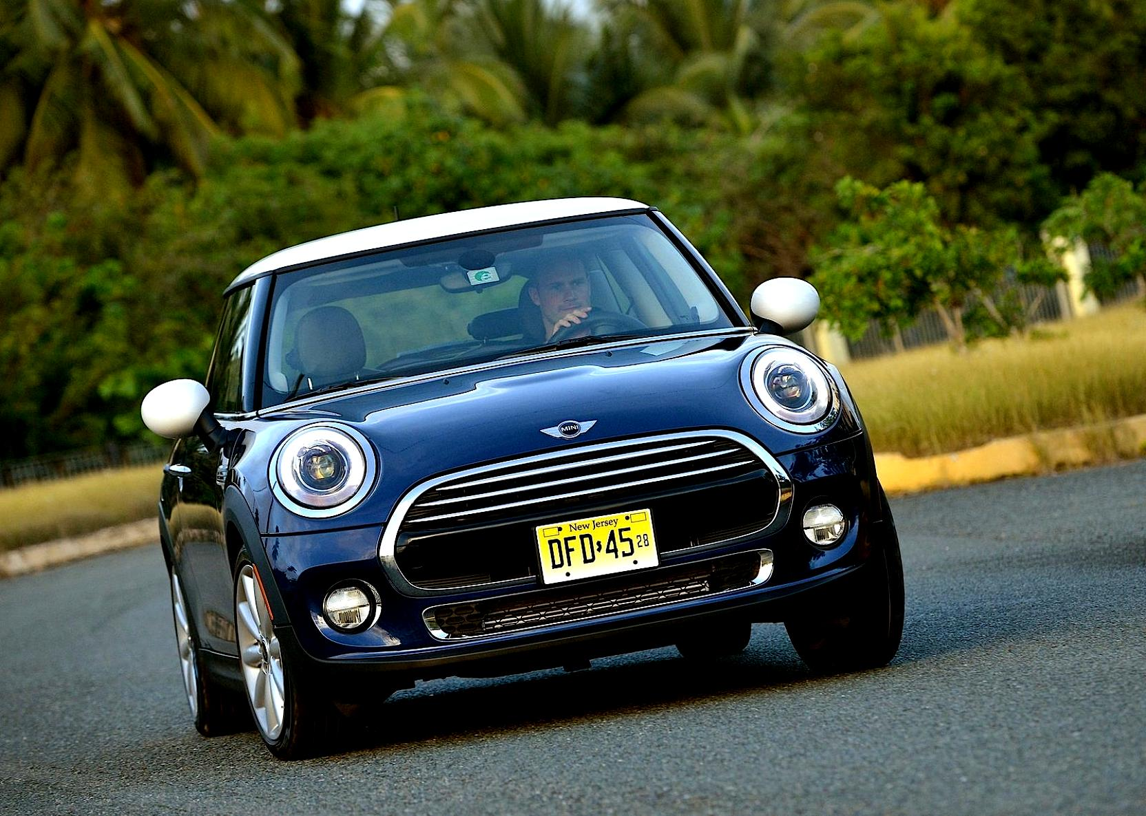Mini Hatch 2014 #35