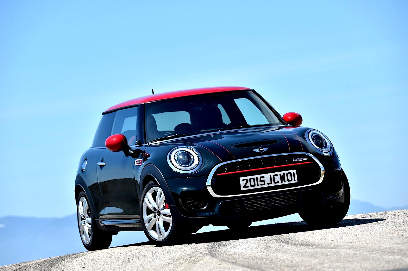 Mini Hatch 2014 #82