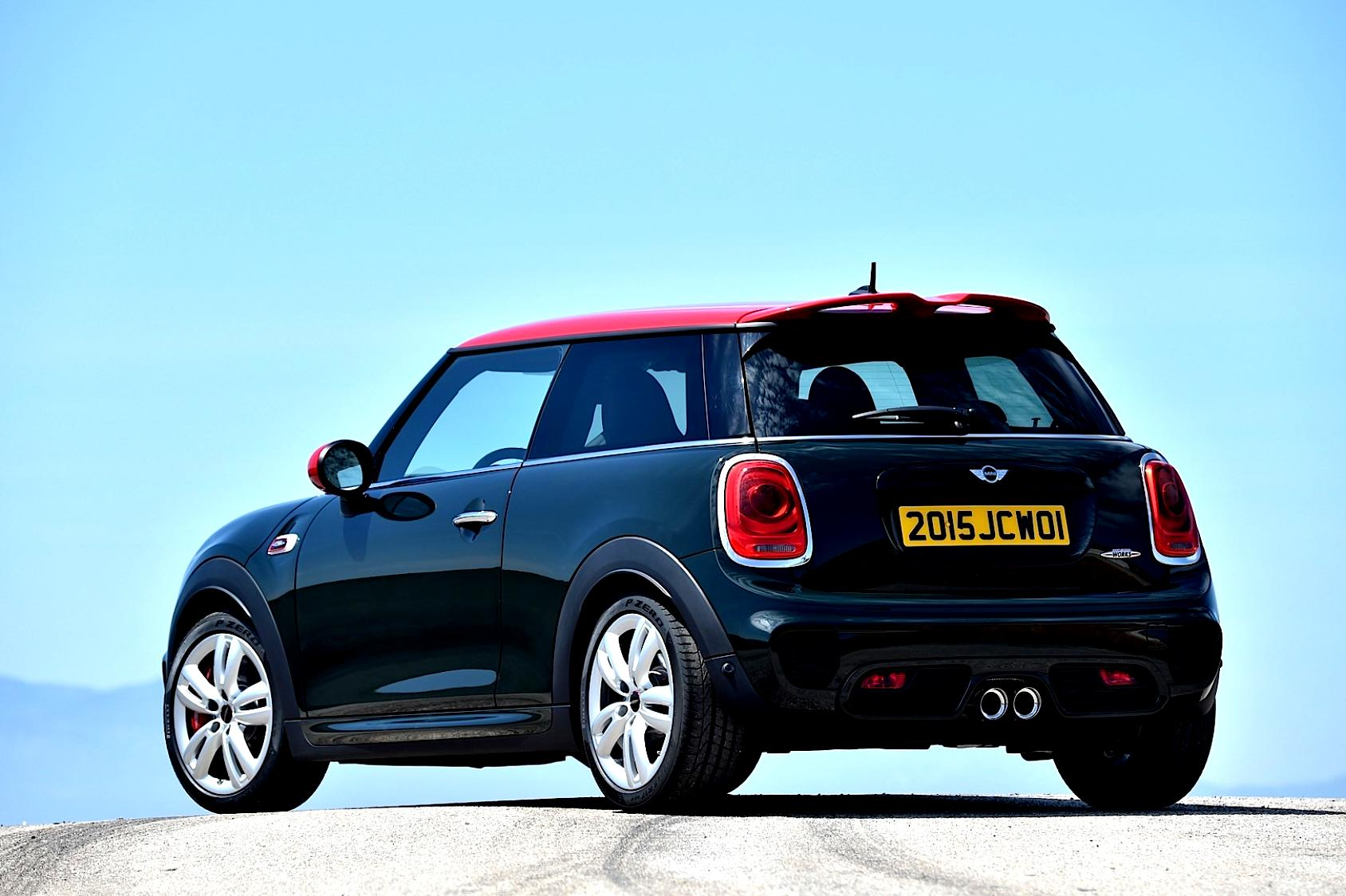 Mini Hatch 2014 #84