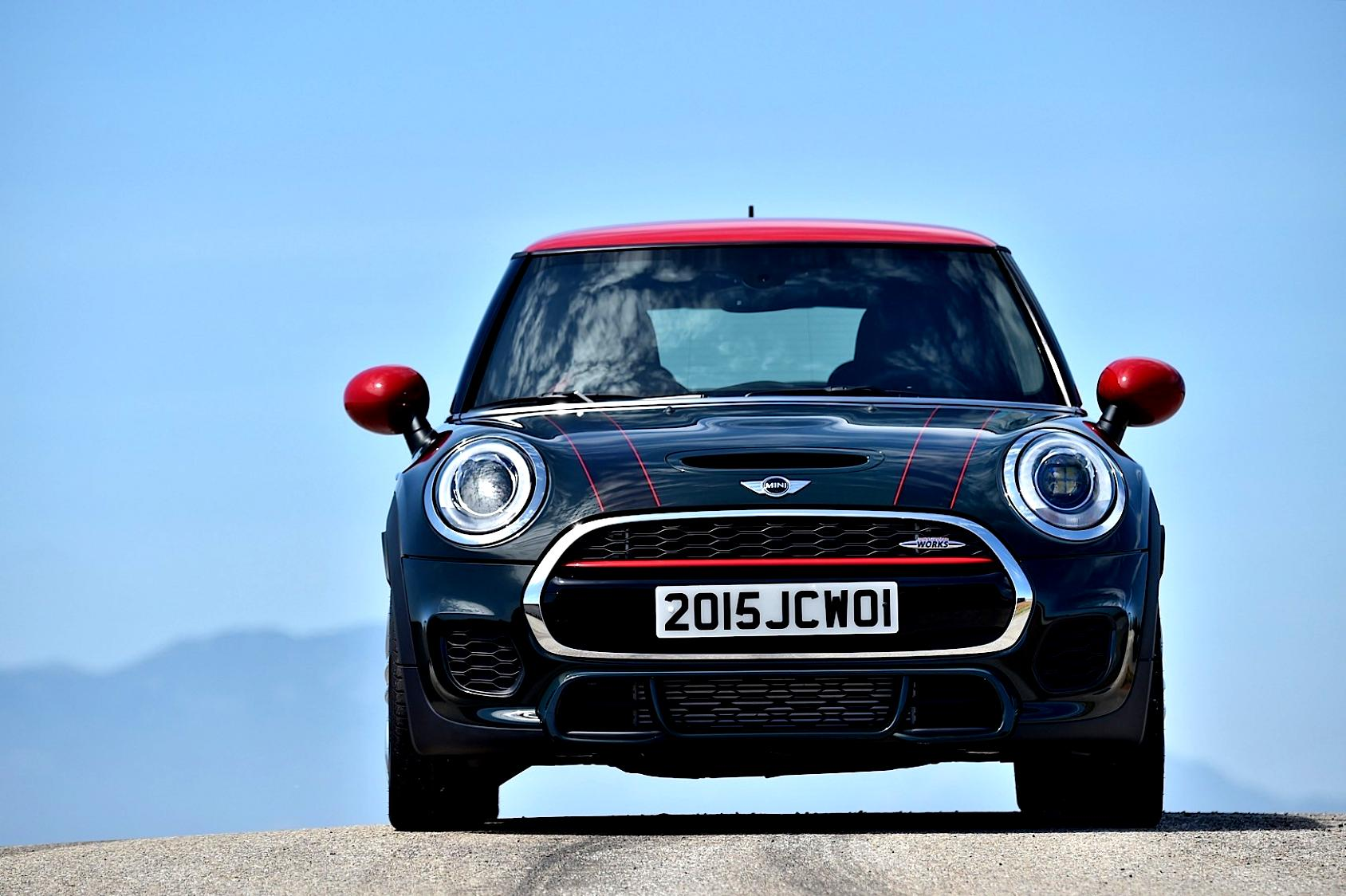 Mini Hatch 2014 #85