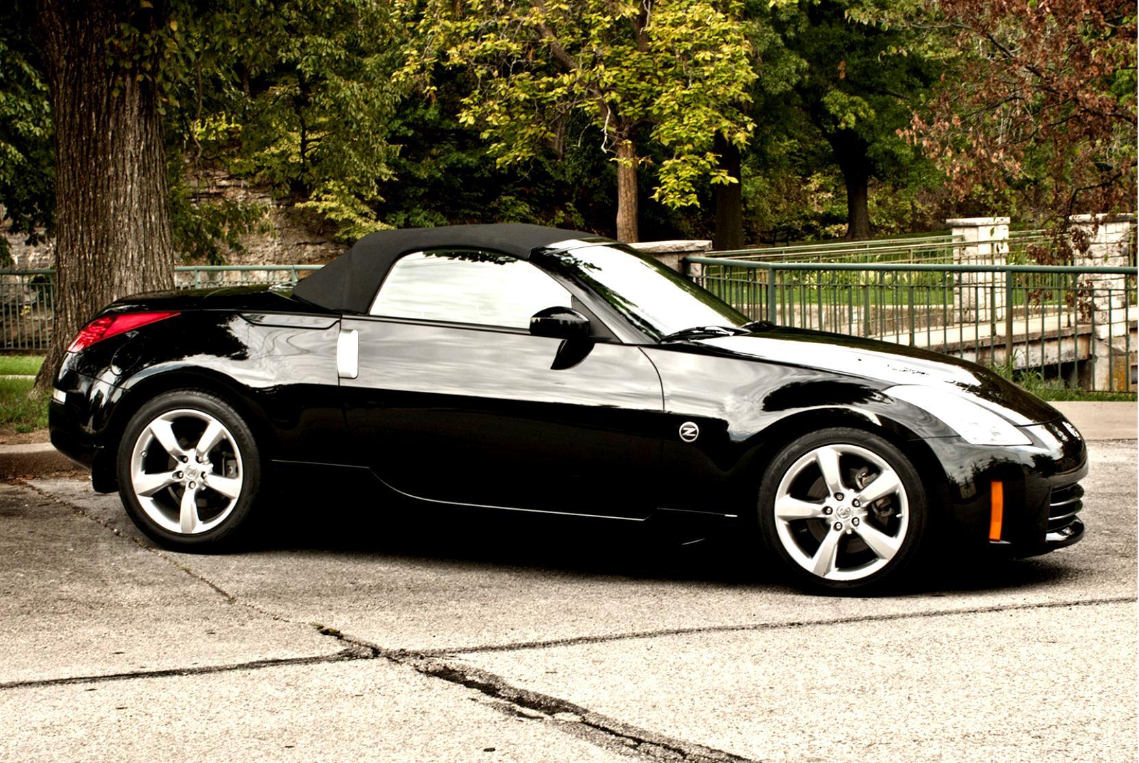 Fullsize Imagenissan 350z Roadster 2005