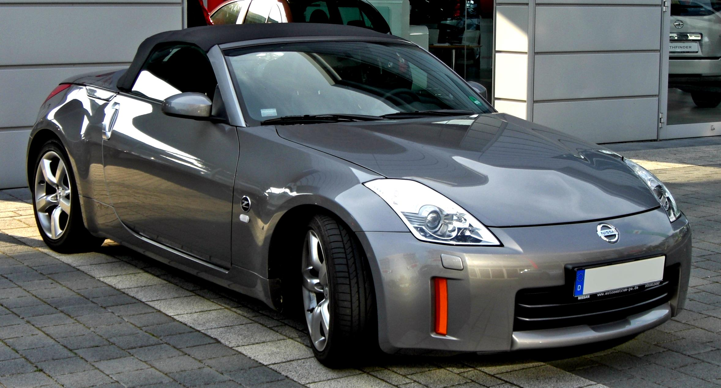 Nissan 350z roadster 2008 on motoimg nissan 350z roadster 2008 2 vanachro Choice Image