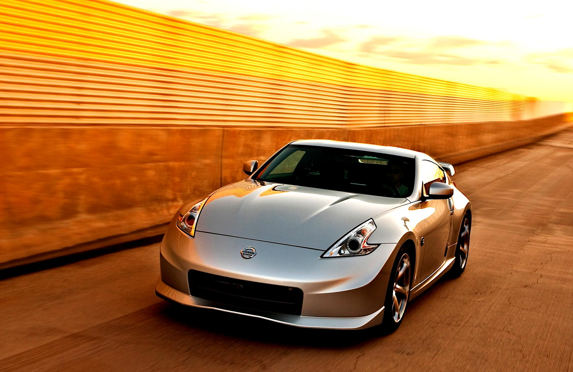 nissan 370z nismo on motoimg