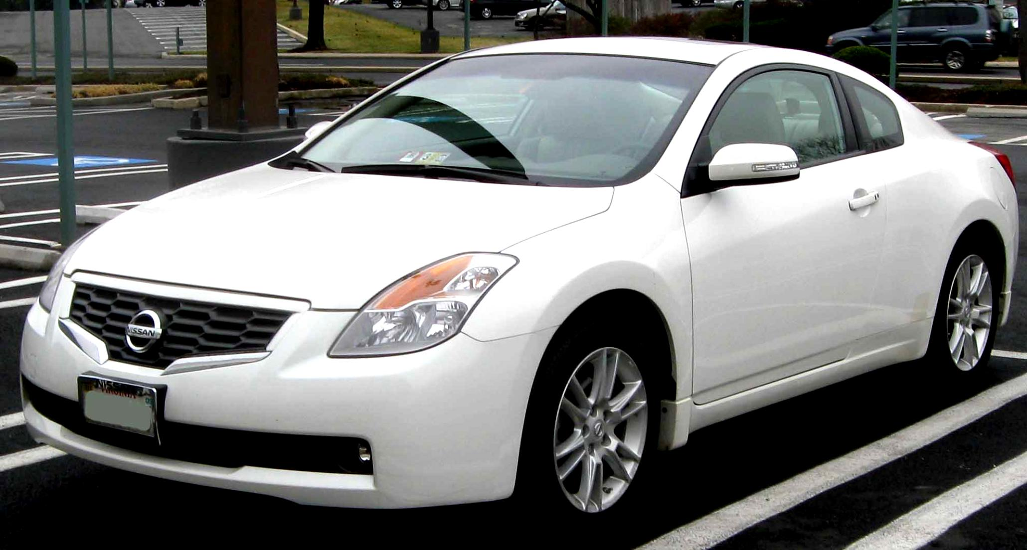 Nissan Altima Coupe 2007 #3