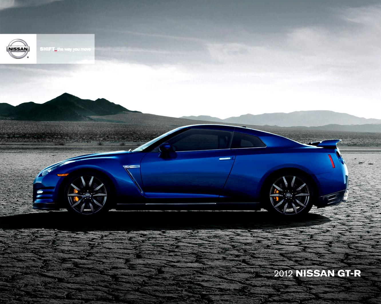 Nissan Gt R R35 Facelift 2011 On Motoimg Com