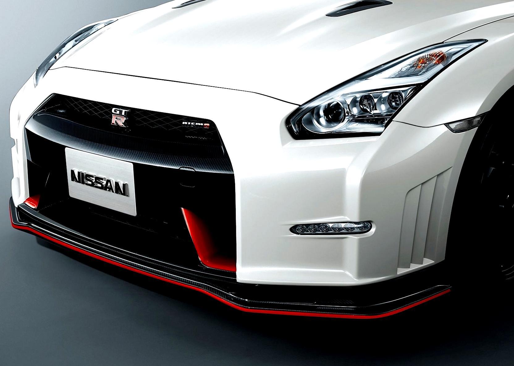 2013 Nissan Juke Tire Size >> Nissan GT-R R35 Nismo 2014 on MotoImg.com