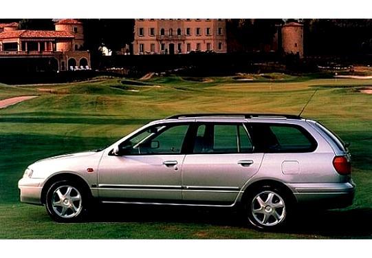 Nissan Primera Wagon 1998 on MotoImg.com