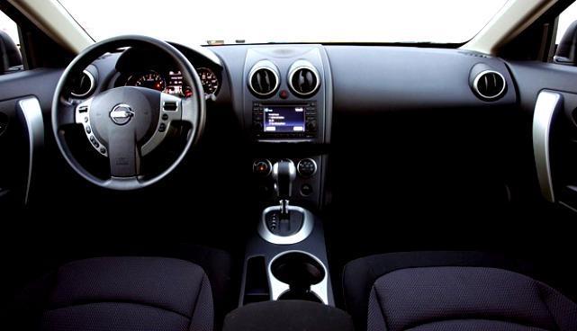 Nissan Rogue 2007 photos #6 on MotoImg.com