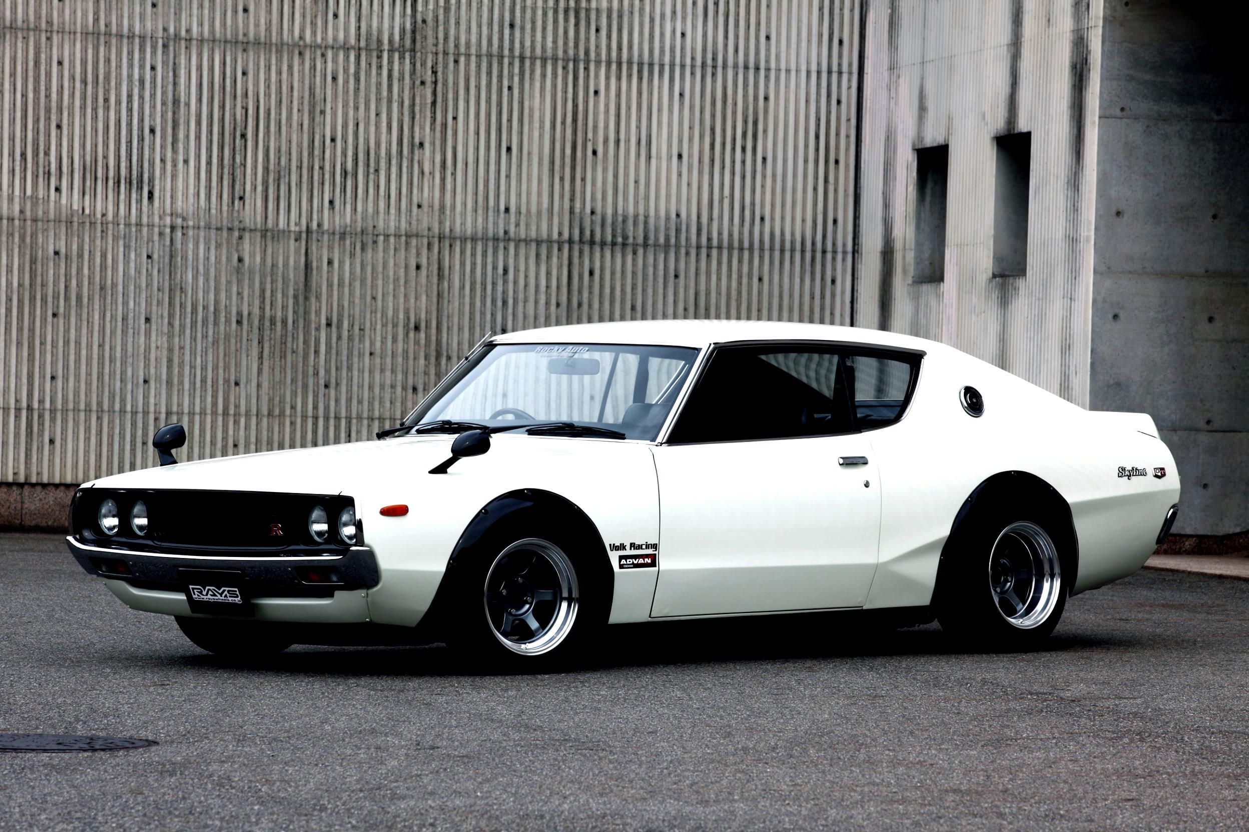 Nissan Skyline Gt R C110 1972 On Motoimg Com