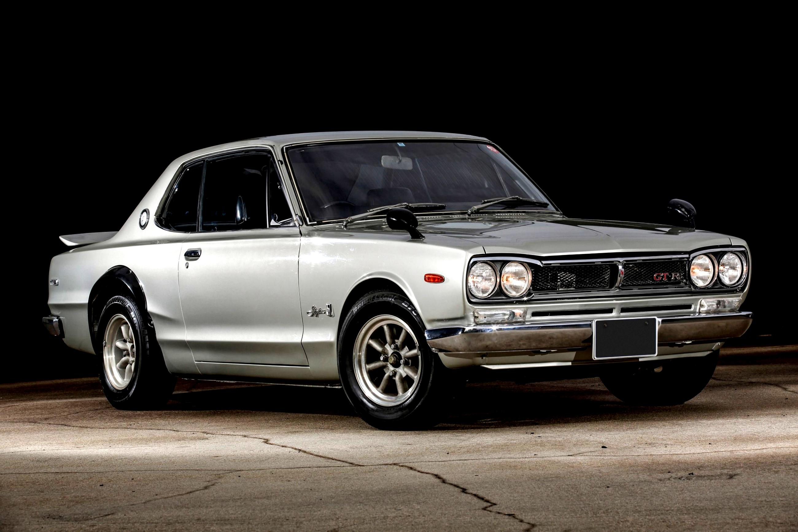 Nissan Skyline Gt R Pgc 10 1969 On Motoimg Com