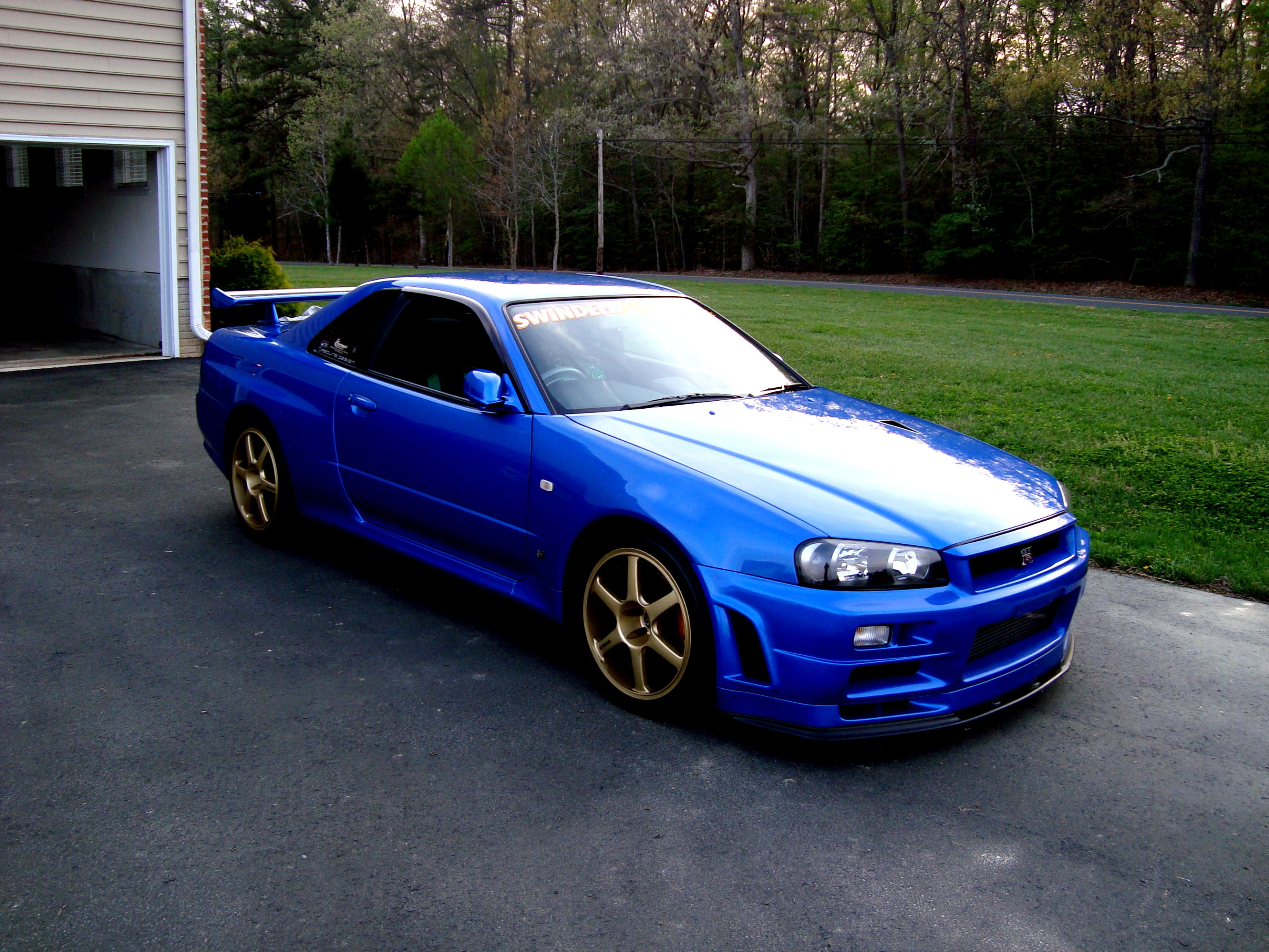 1999 nissan skyline r34 craigslist autos post. Black Bedroom Furniture Sets. Home Design Ideas