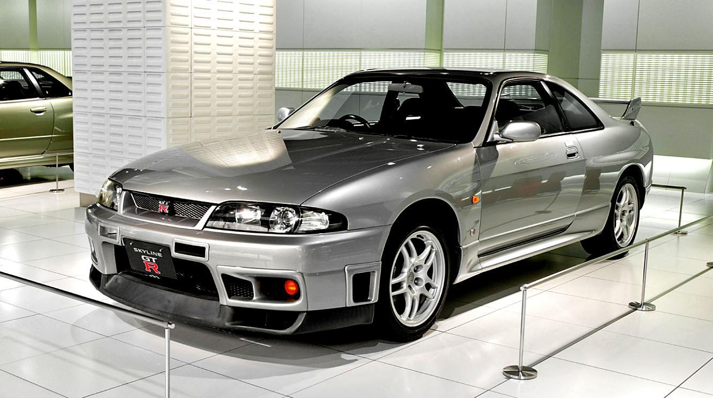 Nissan Skyline Gt R V Spec R