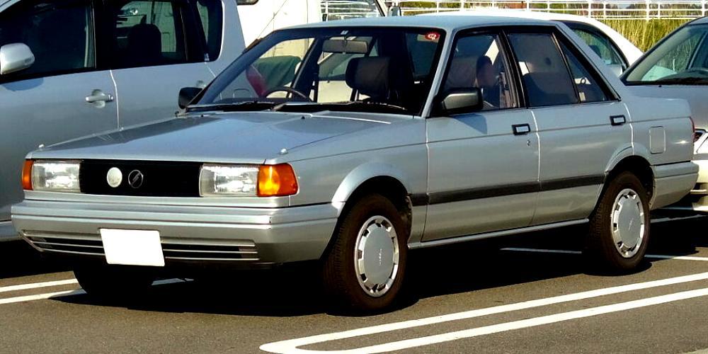 Nissan Sunny Traveller 1993 On Motoimg Com
