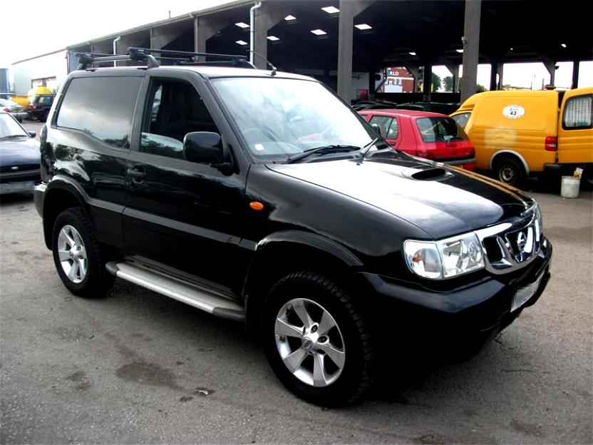 nissan terrano fuel consumption with Nissan Terrano Ii 5 Doors 2000 on Hilux 2014 Vigo Picture besides parison additionally 54210 Paz 3205 likewise Terrano 3 0 di elegance leather trailers navi 2004 furthermore 384801 Barre De Torsion Nissan Terrano 2.