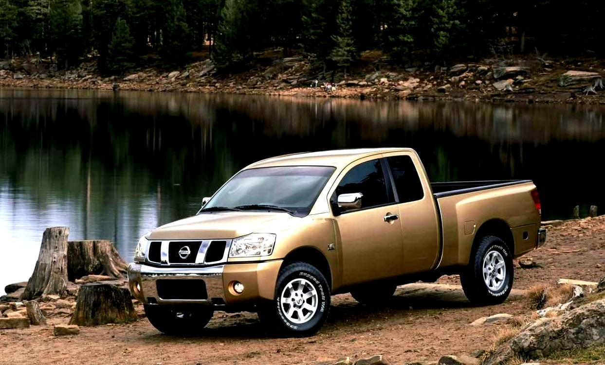 nissan titan king cab 2004 on. Black Bedroom Furniture Sets. Home Design Ideas