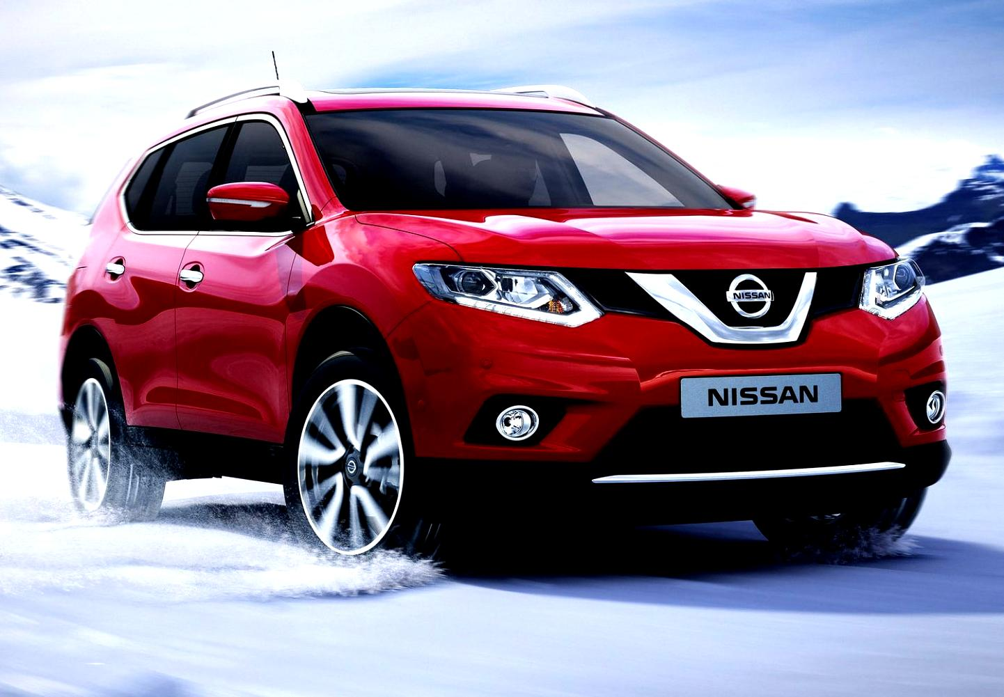 Nissan x-trail 20 at 4at sport coupe
