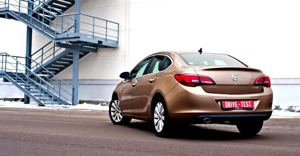 Opel Astra K (2016-2017) - фото, цена, характеристики ...