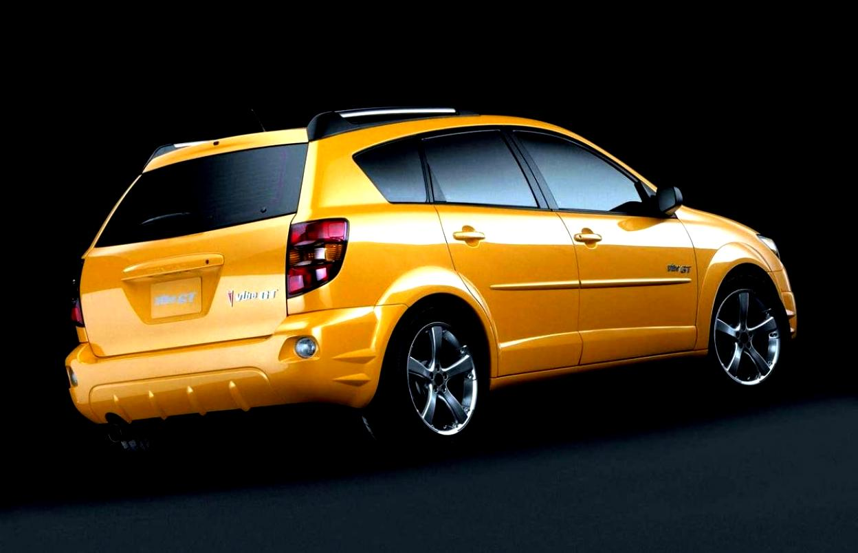pontiac vibe gt 2003 on. Black Bedroom Furniture Sets. Home Design Ideas