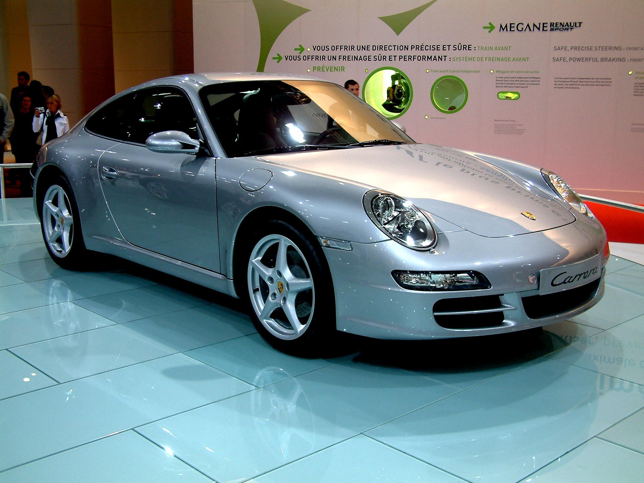 porsche 911 carrera targa 4s 997 2008 8