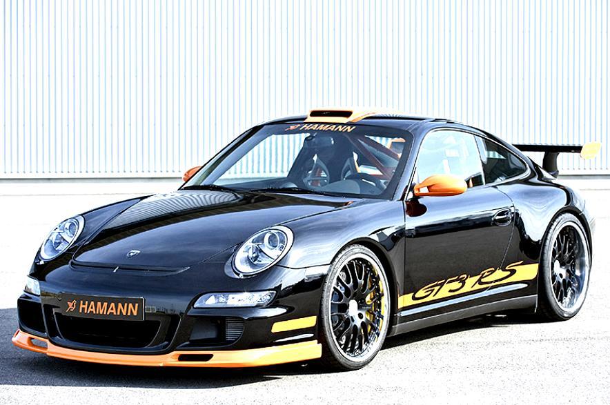 Porsche 911 Gt3 997 2006 On Motoimg