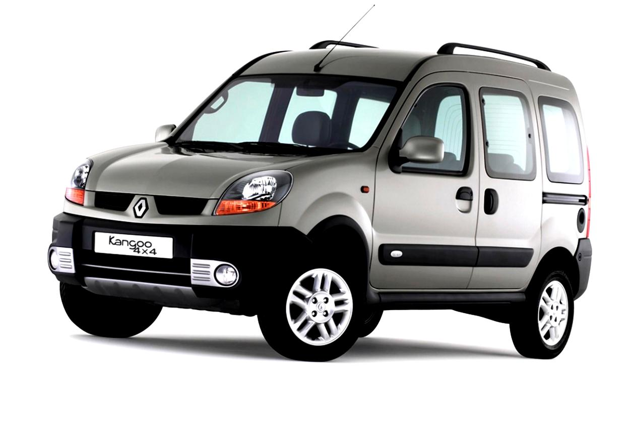 renault kangoo 4x4 2006 on. Black Bedroom Furniture Sets. Home Design Ideas