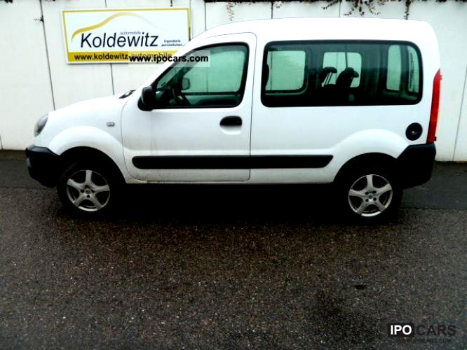 renault kangoo 4x4 2006 photos #9 on motoimg
