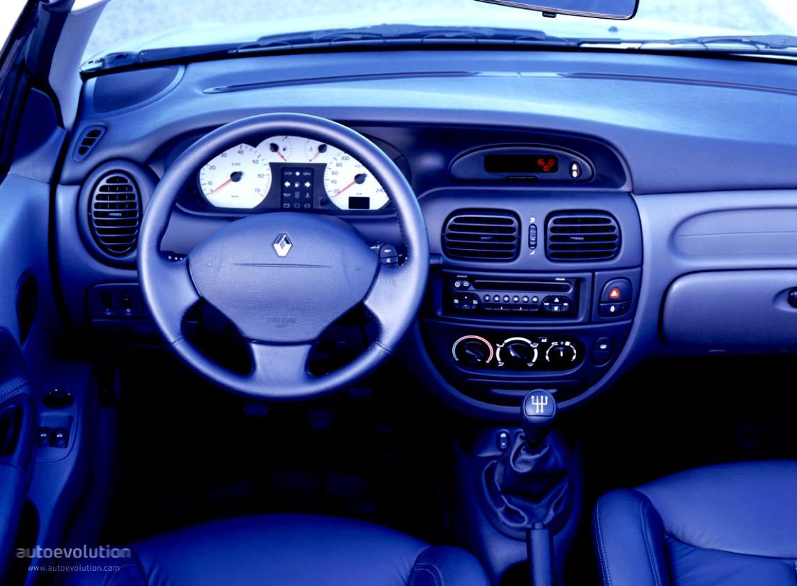 renault megane cabrio 1999 on. Black Bedroom Furniture Sets. Home Design Ideas