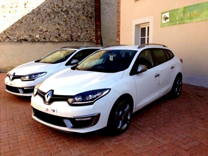 Renault Megane Estate 2014 On Motoimg