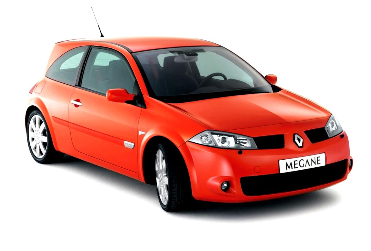 renault megane rs coupe 2004 on. Black Bedroom Furniture Sets. Home Design Ideas