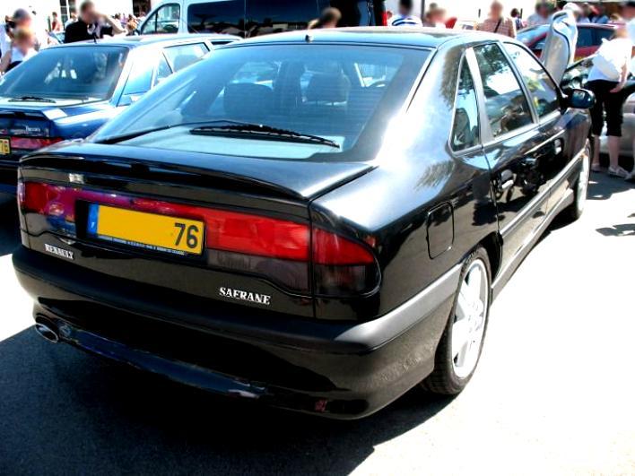Renault Safrane 1996 Photos 17 On Motoimg