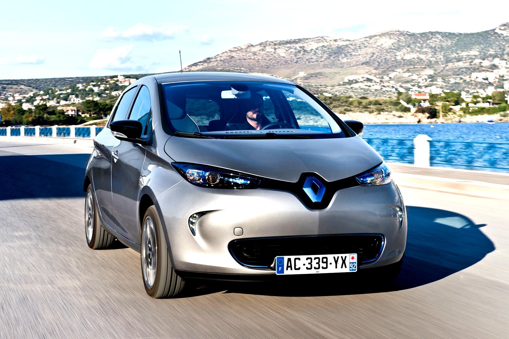 12 электромобилей, которые можно купить прямо сейчас ...