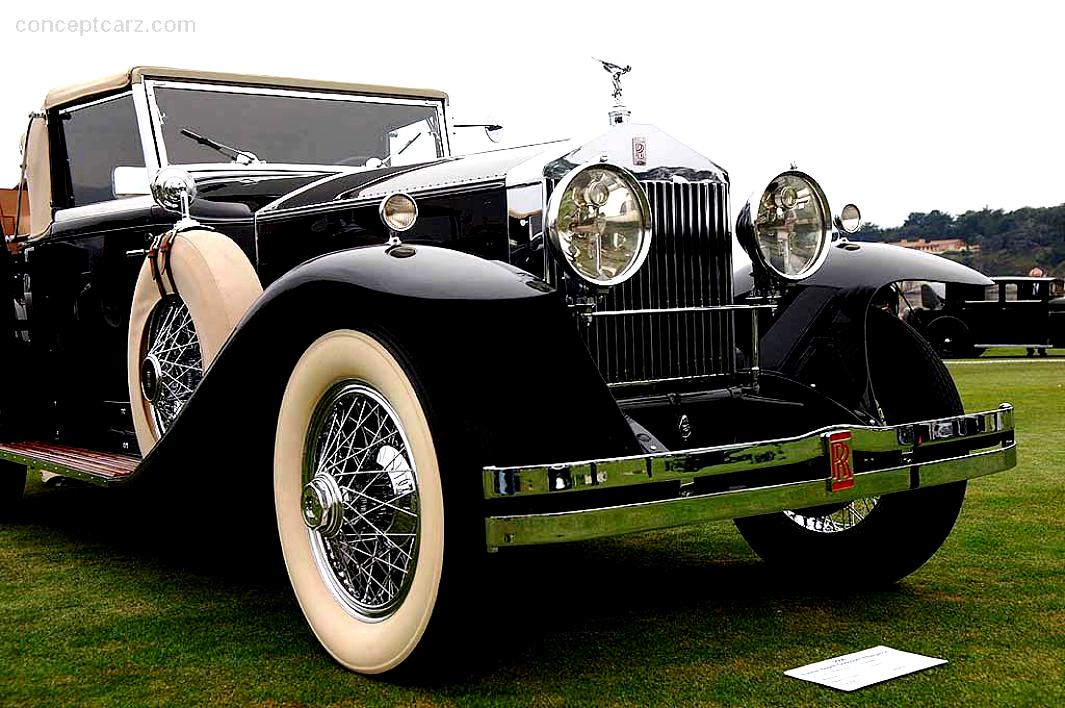 rolls royce phantom i 1925 on. Black Bedroom Furniture Sets. Home Design Ideas