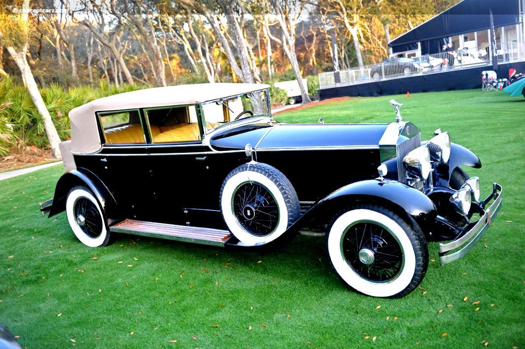 Rolls Royce Phantom Ii 1929 On Motoimg Com