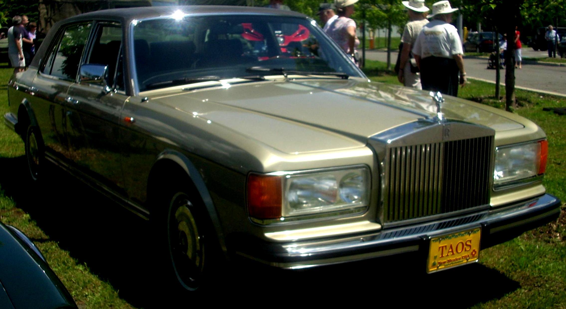 Rolls Royce Silver Spirit Iii on 2000 Saab 9 3 Reliability