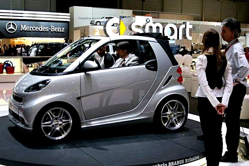 Smart ForTwo Brabus 2007 #5