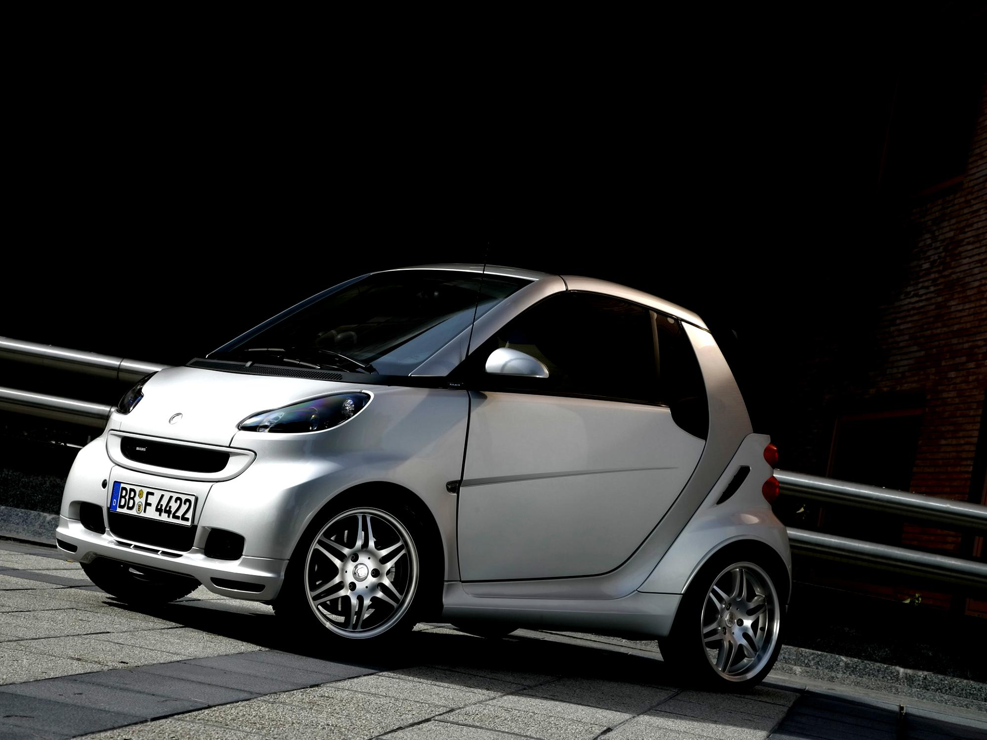 Smart ForTwo Brabus 2007 #8