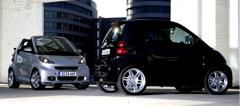 Smart ForTwo Brabus 2007 #9