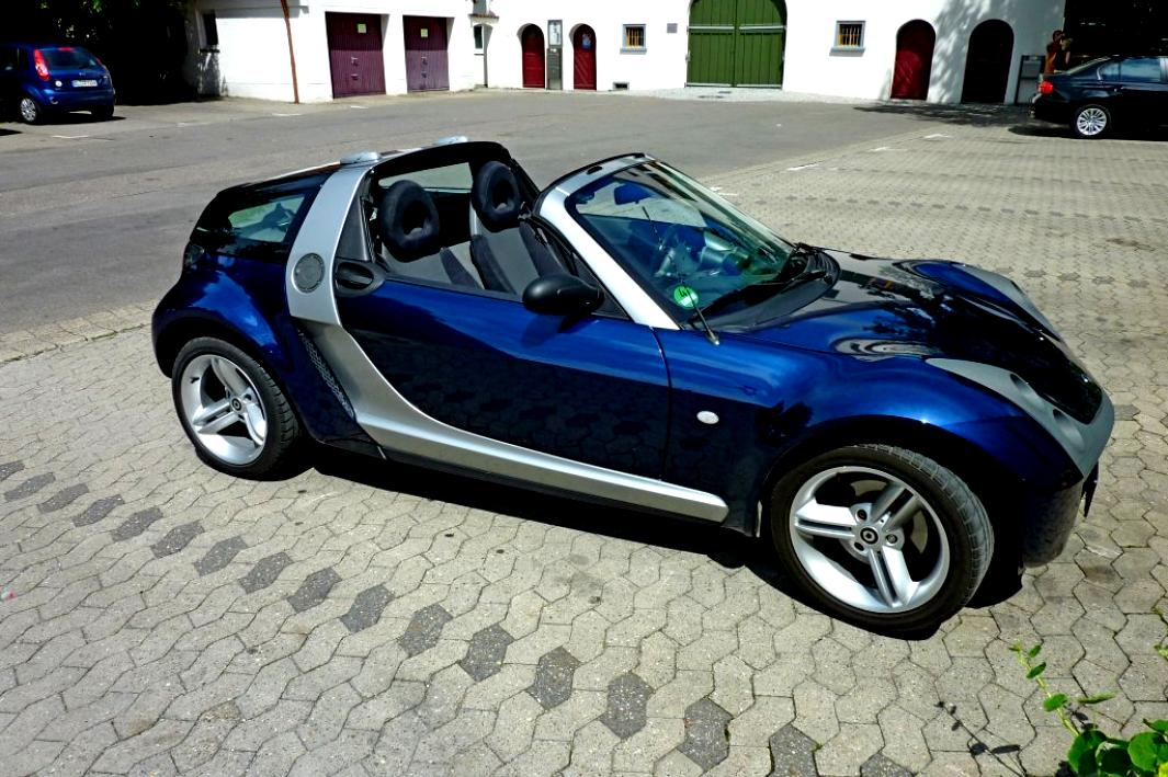 smart roadster coupe - photo #4