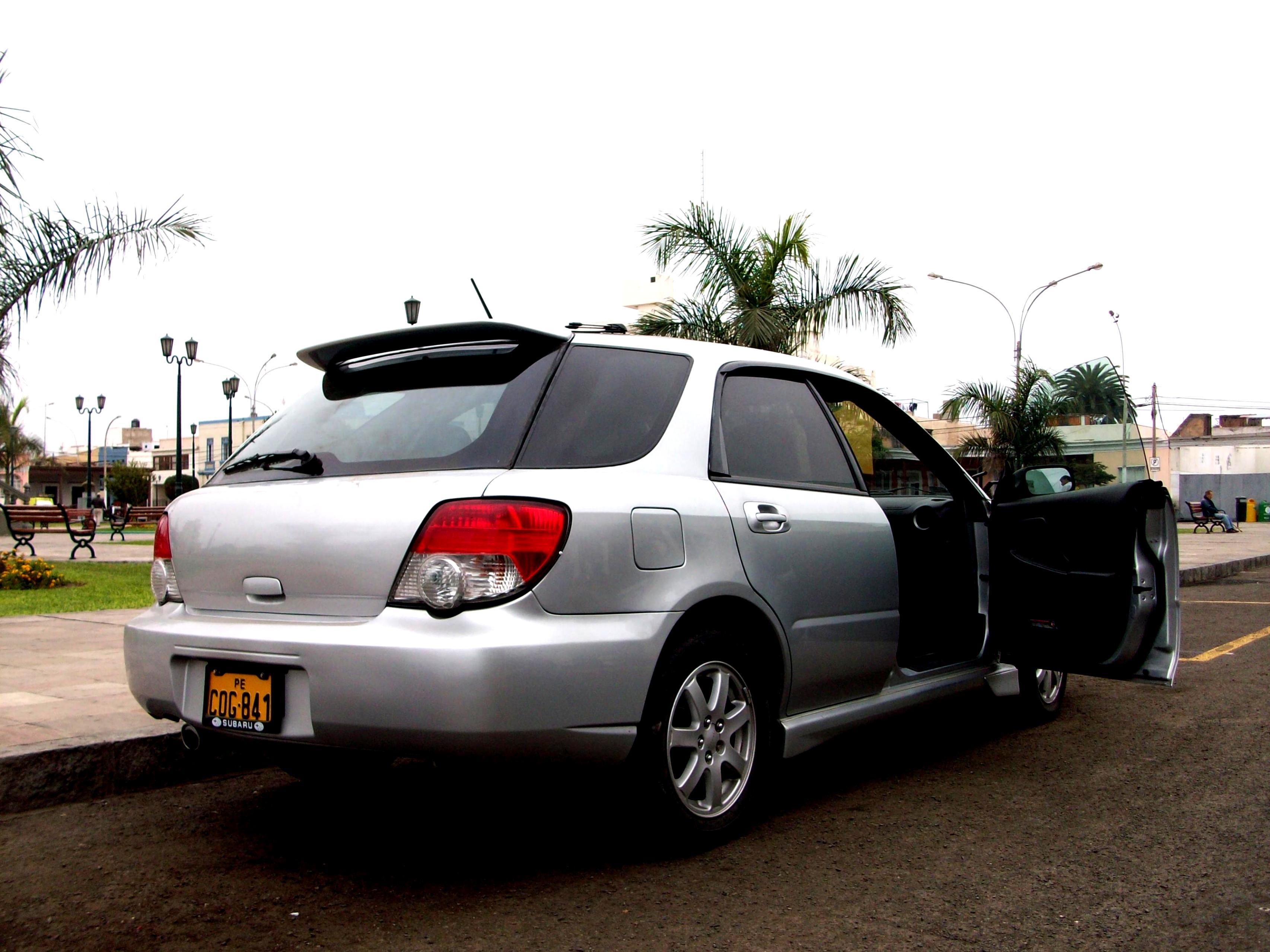subaru impreza wagon 2003 8