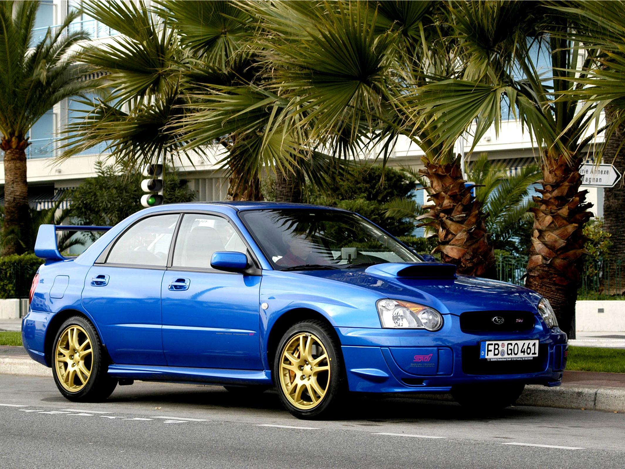 subaru impreza wrx sti 2003 on. Black Bedroom Furniture Sets. Home Design Ideas