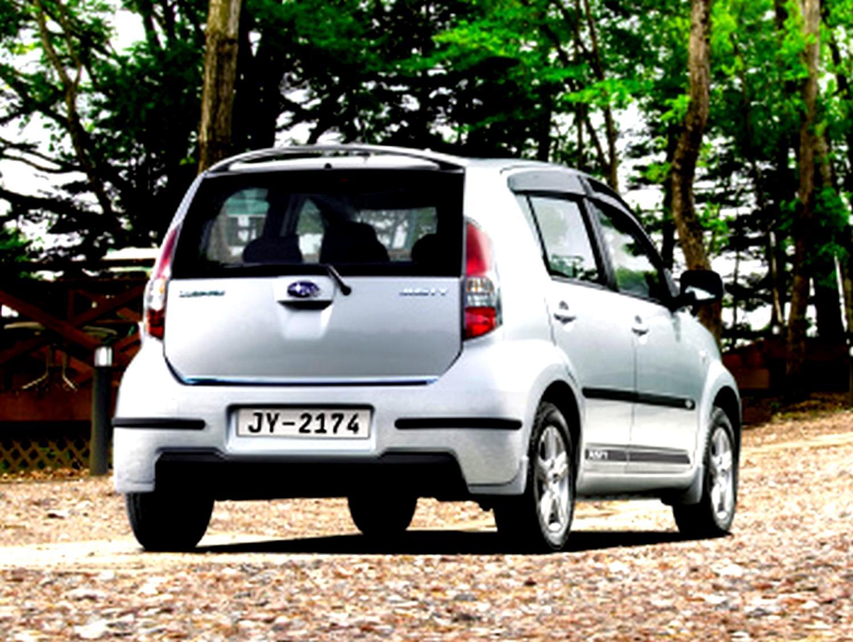 Subaru Justy 2008 Photos 14 On Motoimg Com