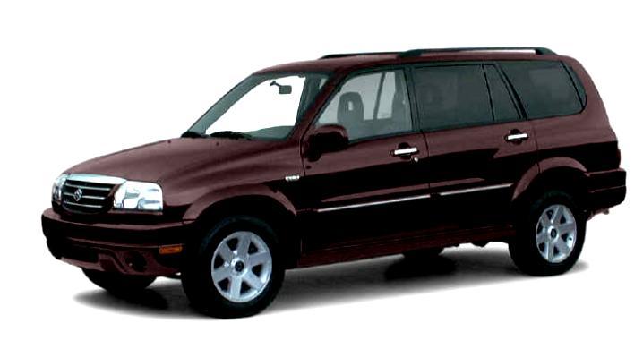 Suzuki Grand Vitara Xl  Tire Size