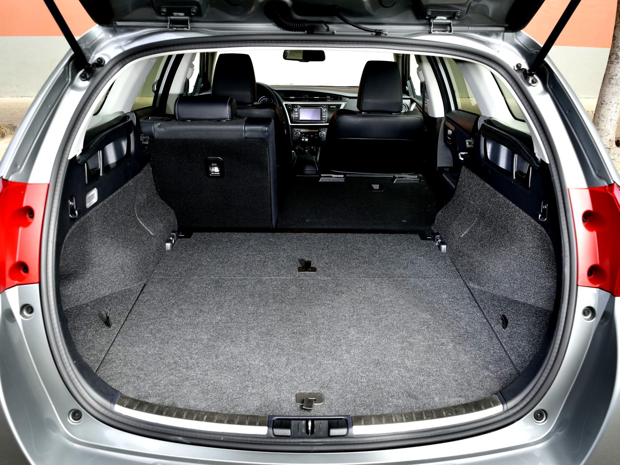 багажник тойота королла