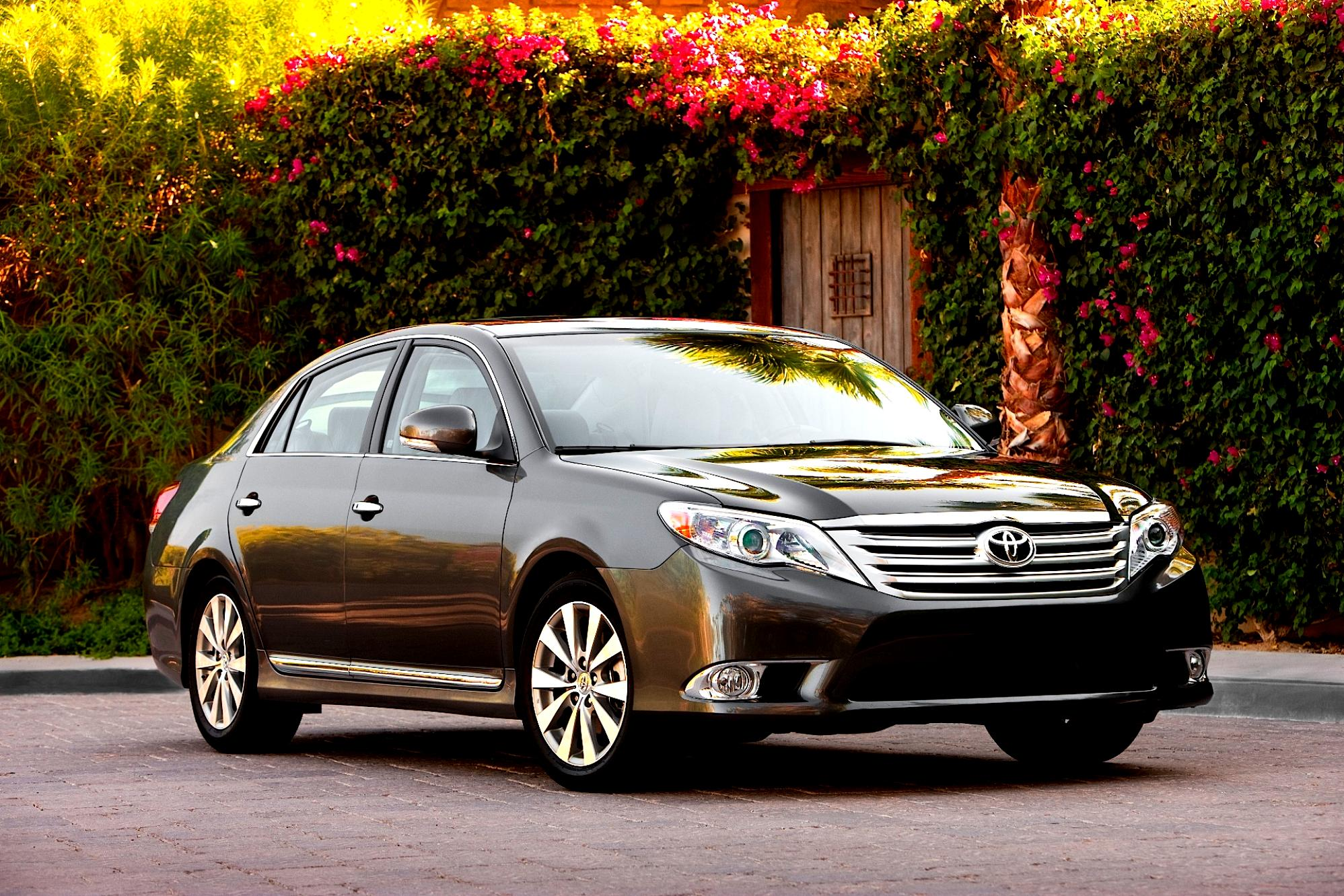 2011 toyota avalon front end1